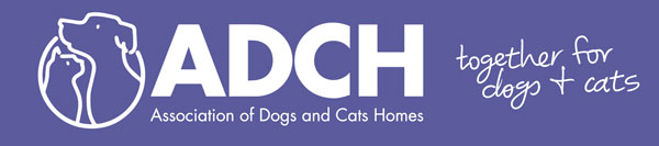 Association of Dogs and Cats Homes Logo